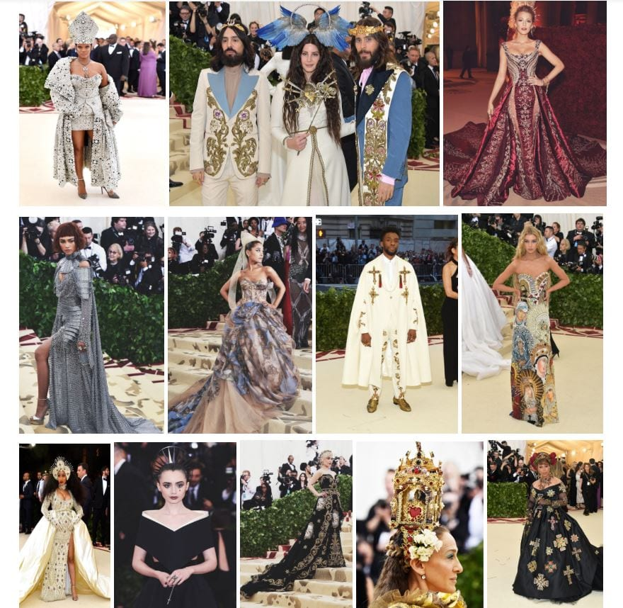 STA's voice – Was the Theme for Met Gala This Year Cultural